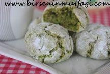 tatlı ve kurabiye