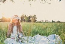 Boho Chic Weddings / by BeautifulBlueBrides
