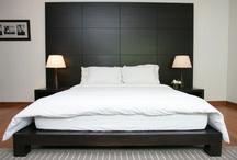 Bedrooms / by Stefanie M
