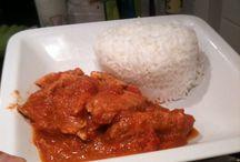 recettes poulets