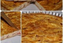 Empanadas,Cocas y Quiches / Recetas cocina / by yolanda