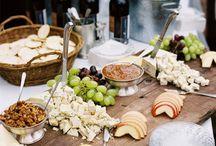 Food Bar ideas for Weddings / Station food bar ideas for weddings