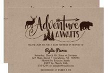 Adventure Awaits Baby Shower / November 4th