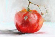 art fruit veges