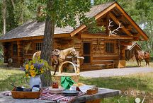 Cabin in the mountains / by Kimberly Woods Schaeffer