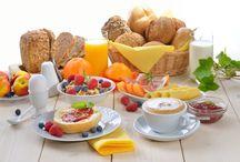 Healthy Breakfast, Food and Diet