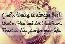 Isten időzítése