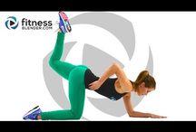 fitness blender but&thight