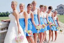 Bridal Party Poses / by Lisa Taylor