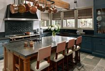 Kitchens- S.B. Long Interiors / Collection of Kitchens designed by S.B. Long Interiors