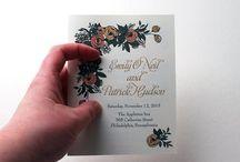 Wedding Programs / by Kasie Core