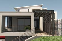 My house / Design Skalk Steyn Silver Lakes, Pretoria