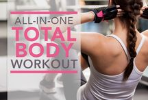Total Body Workouts. / Full Body Exercises