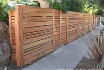 Fences and deck sides