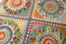 Spinning Top blanket