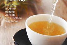 Diyet çayı