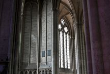 Architecture - Early Christian to Gothic Churches