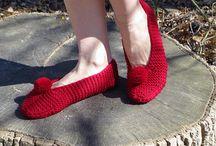 domestic socks knitted slippers