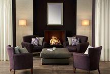 Rideaux et décoration intérieure / L'univers des rideaux et de la décoration intérieure chez DLM Créations, c'est des palettes de coloris par centaines pour mieux assortir vos intérieurs  à vos envies…