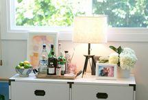Pop, Fizz, Clink: Bars and Bar Carts / by Lauren Bonenberger