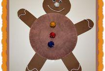 Gingerbread Theme