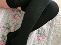 Socks and Tights and Leggings