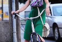 Portaits vélo