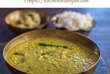 Debjanir Rannaghar Dal Recipes