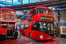 Bussen Engeland