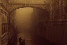 Mgła, Nastrój, Tajemnica