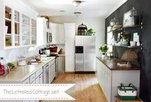 Kitchen / by Yvonne Bosquez