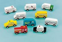 Daycare- Planes, Trains, & Automobiles / by Christi Johnson
