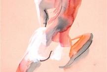 human painting
