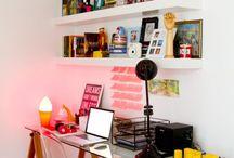 Escrivaninha de estudo