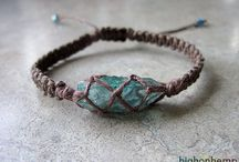 Biżuteria , dodatki... / Eko , etno ...