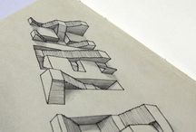 Graff sketches / ideas for graffiti sketching