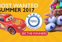 Most Wanted Summer 2017 Toys / The process of selecting toys for the TTPM Most Wanted lists takes months. Our editorial team reviews the toys. We take them out of the box, assemble and play with them. We talk to retailers and, of course, track trends in the culture from play to entertainment to fashion and more.