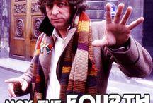 TOM BAKER / The forth Doctor