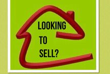 Handy information board / Covering all aspects of sales and letting