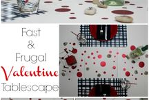 Valentine's Decor and Crafts