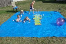 Backyard Ideas - Garten kindgerecht