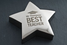 Thank You Teacher / Exclusive A* gifts for a top of the class teacher!