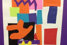 1st and 2nd grade art