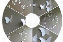 envolé de papillons