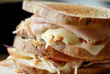 Sandwiches & Wraps / by Lori Williams