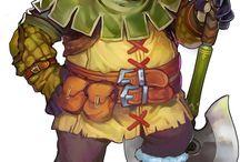 Dwarf • Male