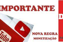Anúncios e Nova Regra de Monetização IMPORTANTE