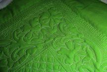 Quiltemønstre til symaskin