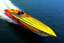 Performance boats / by Ryan Phalon
