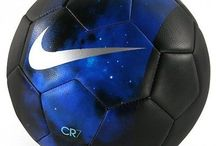 Cr7 Galaxy blue soccer ball size 5.4